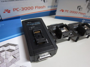 PC-3000 Flash SSD Editon