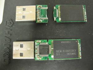 ドナー用USBメモリー