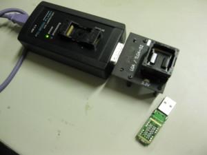 重度障害メモリーIC不良のデータ復旧