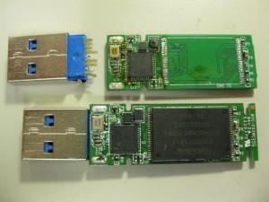 コントローラーIC破損のため基板交換によるデータ復旧